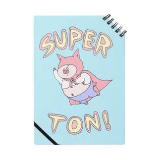 SUPER★TON Notes