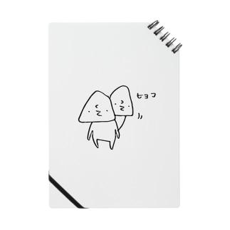 ひょっこり Notes