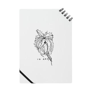 Goehringii(ゴエリンギー) ボタニカルアート Notes