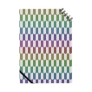 Yagasuri(Vintage Rainbow) Notes