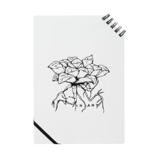 Haworthia(ハオルシア) ボタニカルアート Notes
