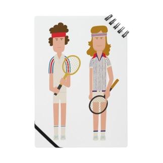 McEnroe & Borg Notes