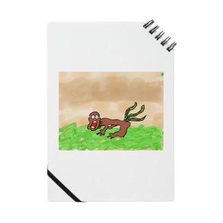 ガンバ君 Notes