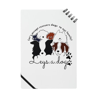 leys.a.dog〜チャリティーグッズ〜 Notes