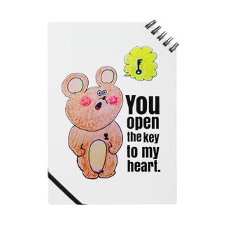 kumaさんの鍵 Notes