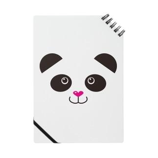 ぱんだフェイス Notes