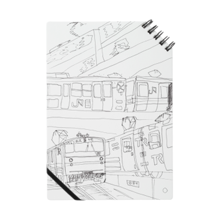 *Nijiiro records*の東日本の三階建ての鉄橋 Notes