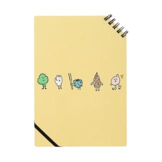 なかよしノート Notes