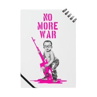 NO MORE WAR Notes