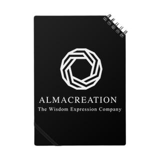 アルマ・クリエイションロゴ Notes