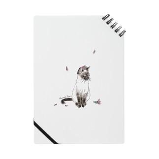 誰のものでもないシャム猫 Notes