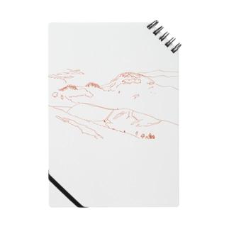 トレッキング Notes