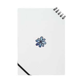 くすんだ青い花 Notes