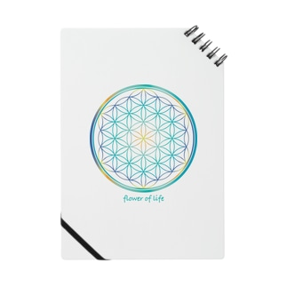 flower of life mix A Notes