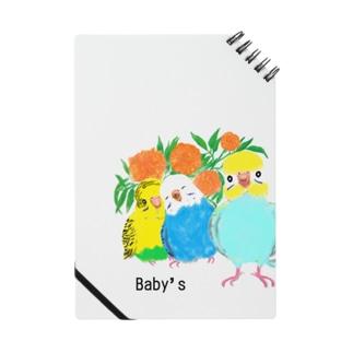 ひなだんご Baby's Notes