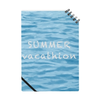 SUMMER vacathion Notes