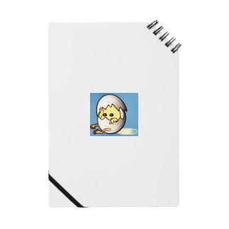 ぴよぴよたまごグッズ★ Notes
