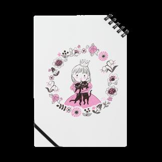 オカダミキの黒猫姫 Notes