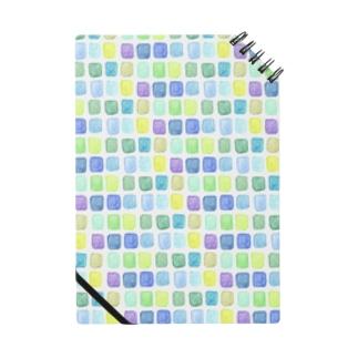 水のタイル Notes