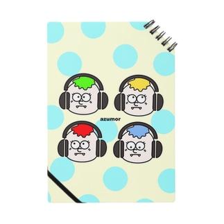 カキカキミュージック Notes