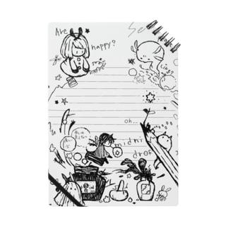 鉛筆の先にマジカル Notes