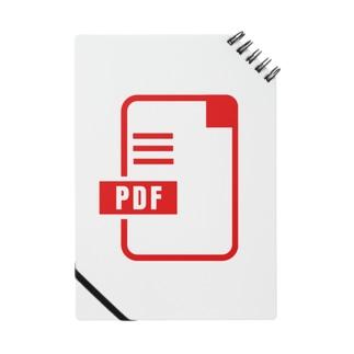 PDFアイコン風 Notes