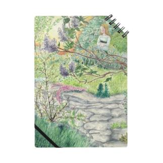 夕日の庭 Notes