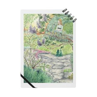 夕の石垣の庭 Notes