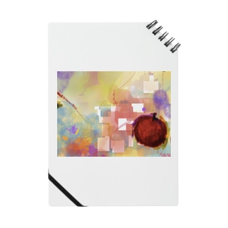 Pastel Apple Notebook