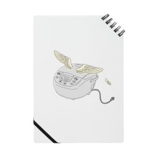 空飛ぶ炊飯器 Notebook