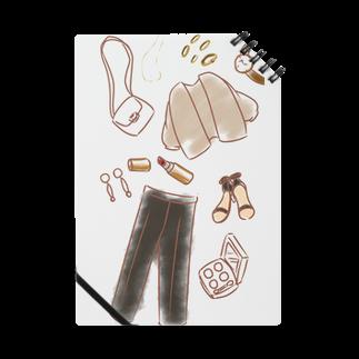 Kunaccoの秋の装い Notes