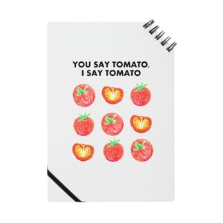 トマトデザイン「埒が明かない」 Notes