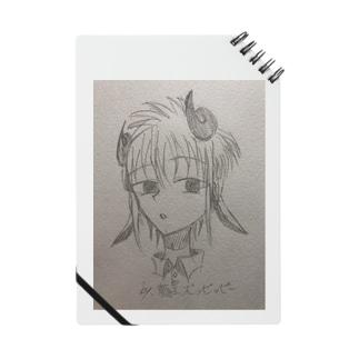 龍皇ズッピッピーのグッズ Notes