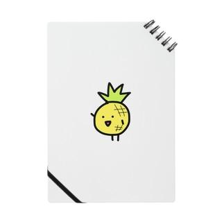 ぱいなぽ Notes