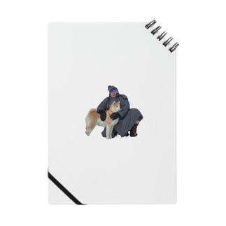 お相撲さんとその犬 Notes