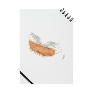 羽つきギョウザ(焼き) Notes