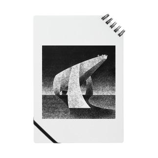 monochrome polar bear Notes