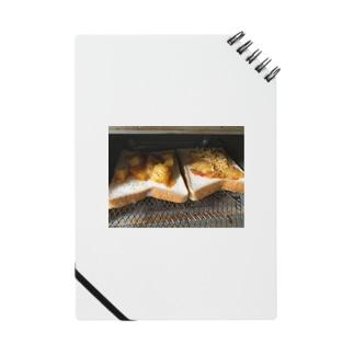トースト ピザ Notes