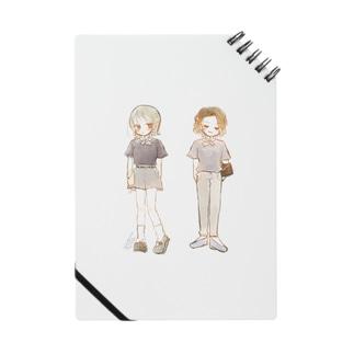 双子コーデ Notes