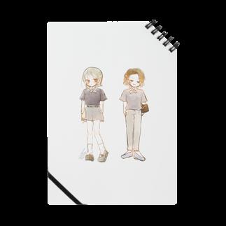 uraraの双子コーデ Notes