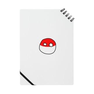 ぽーらん(ポーランドボール) Notes