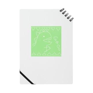 KAIJUU(グリーン) Notes