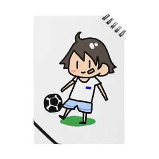サッカー少年 Notes