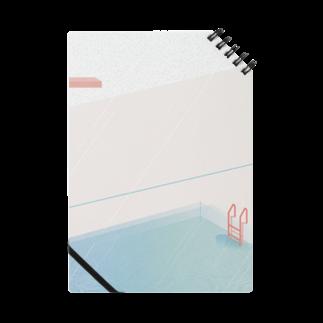 tenpraの雨の日のプール Notes
