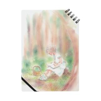 森のお話 ノート