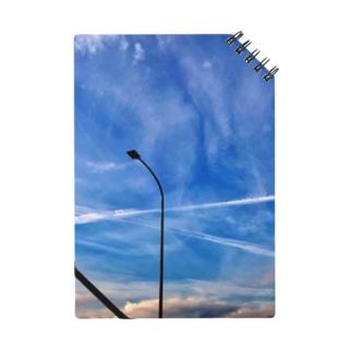Blue sky  Notes