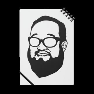 aubergのShacho logo black Notes
