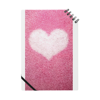 Teatime ティータイムのハート Heart ピンク pink Notes