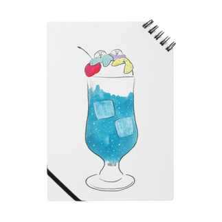 blue blue soda Notes