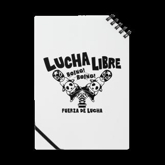 LUCHAのLUCHA LIBRE#30mono Notes